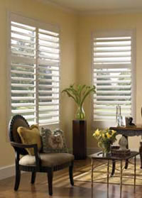 hunter douglas vinyl Shutters  In Toronto