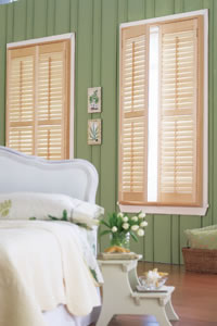 shade-o-matic wood Shutters style Toronto