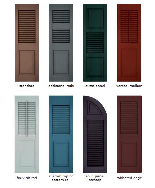 Pvc Doors And Windows Bermuda : Toronto window shutters interior exterior