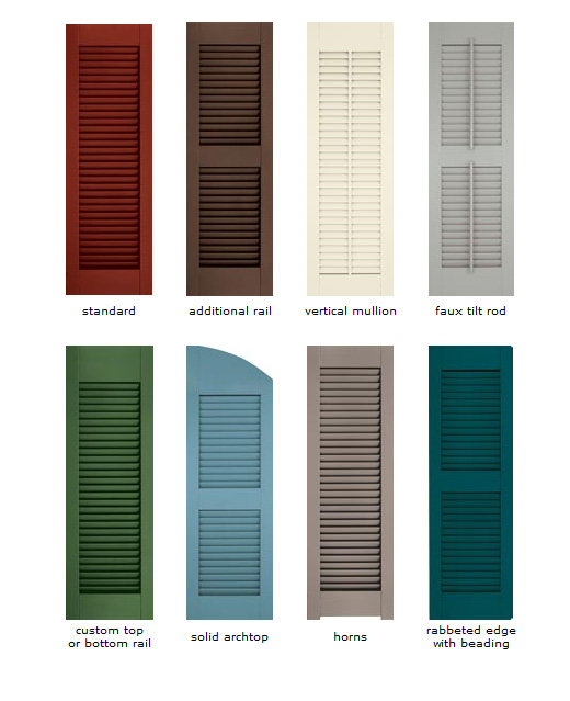Toronto Window Shutters Interior Shutters Exterior