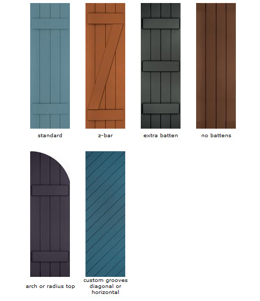 cottage style shutters the best shutters for houses