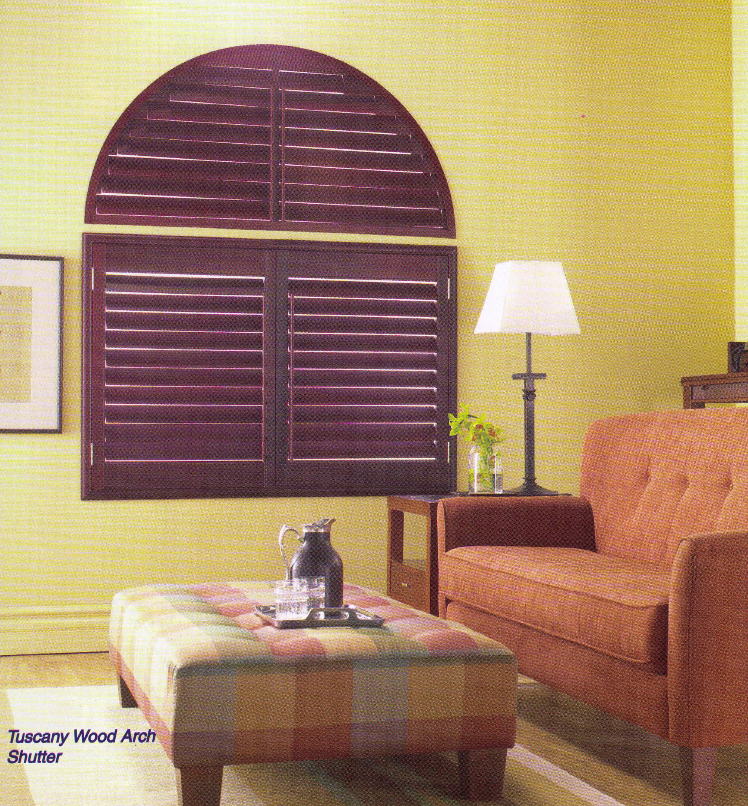 shade-o-matic wood Shutters In Toronto